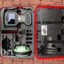 Odbiornik GNSS GS14 UHF/GSM z kontrolerem CS20 DISTO